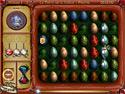 in-game screenshot : Le Livre du Voyageur: L'Histoire des Dragons (pc) - Assemblez des œufs de dragons !