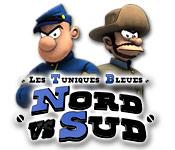 Les Tuniques Bleues: Nord vs Sud