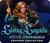 Living Legends: Invité IndésirableÉdition Collector