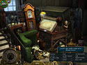in-game screenshot : Lost in Time: The Clockwork Tower (pc) - Sauvez un village figé dans le temps.