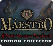 Maestro: Petite Musique Funèbre - Edition Collector