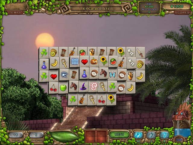 Mahjong: L'Héritage des Toltèques image