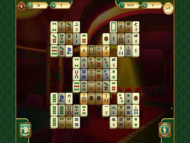Mahjong World Contest image