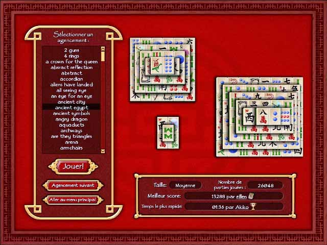 Mahjong World télécharger