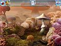 in-game screenshot : Mushroom Age (pc) - Une mission de sauvetage à travers le temps.