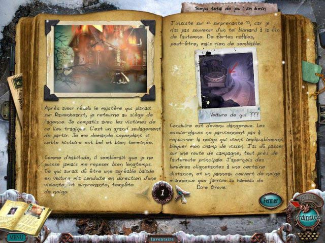 Big fish games mystery case files dire grove edition for Big fish games facebook