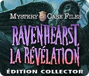 Mystery Case Files: Ravenhearst, la RévélationÉdition Collector