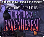 Mystery Case Files®: Terreur à Ravenhearst Edition Collector - Featured Game!
