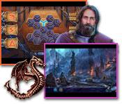 Mystery of the Ancients: La Dague Noire Édition C