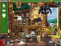 in-game screenshot : Mysteryville (pc) - Menez votre enquête à Mysteryville.