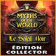 Jeu a telecharger gratuit Myths of the World: Le Soleil Noir Édition Collec