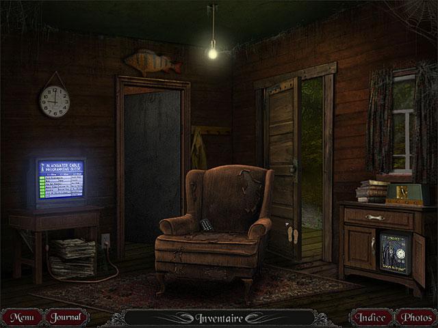 Nightmare Adventures: Le Fardeau des Wystwick