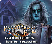 Paranormal Files: La Légende de Hook Man Édition Collector