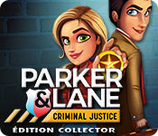 Parker & Lane: Criminal Justice Édition Collector