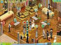in-game screenshot : Party Down (pc) - Formez une équipe de choc à Hollywood.