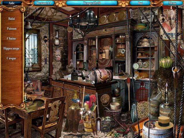 Pirateville - A vous les objets cachés, moussaillon !