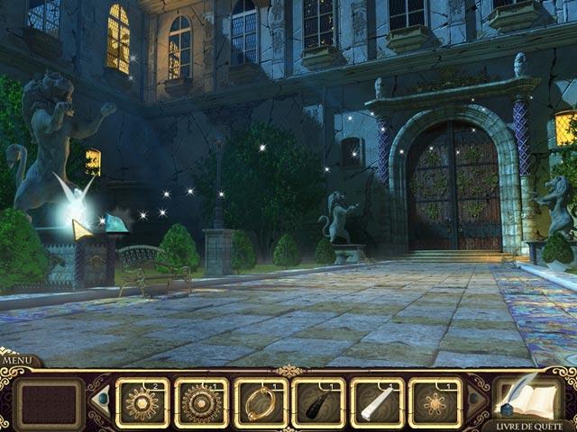 Princesse Isabella: Le Château Ensorcelé Captures d'écran