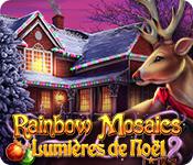Rainbow Mosaics: Lumières de Noël 2