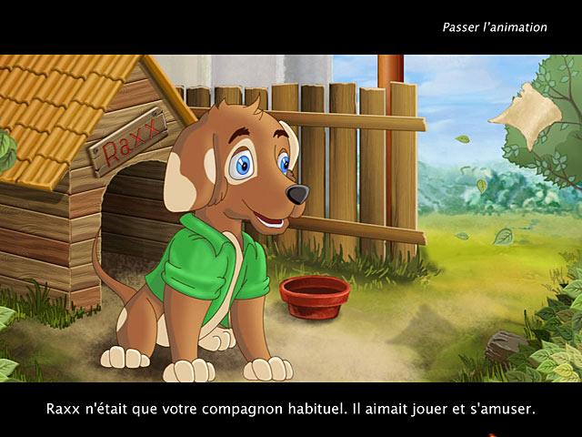 Raxx: Le chien peint image
