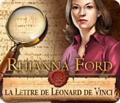 Rhianna Ford& La Lettre de Léonard de Vinci
