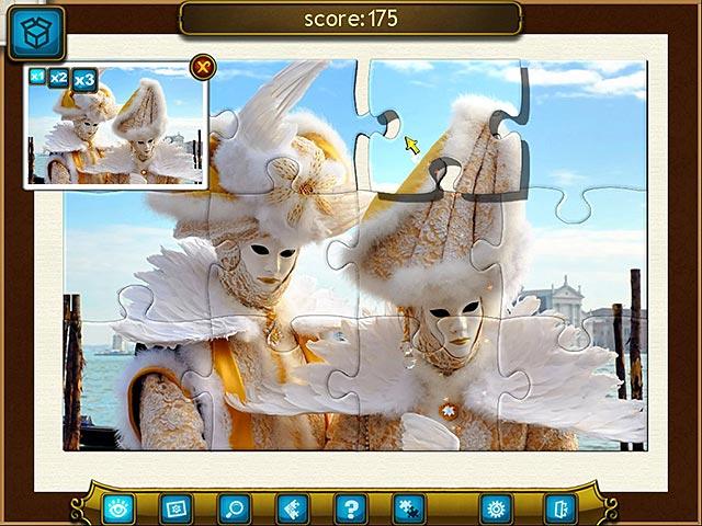 Puzzle Royal 3