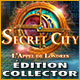 Secret City: L'Appel de LondresÉdition Collector