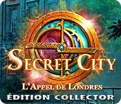 Secret City: L'Appel de LondresÉdition Collector
