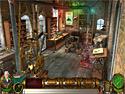 in-game screenshot : Les Secrets de la Famille Flux: La Galerie Secrète Edition Collector (pc) - Voyagez dans le temps avec Jesse.