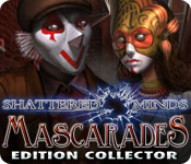 Shattered Minds: Mascarades Edition Collector