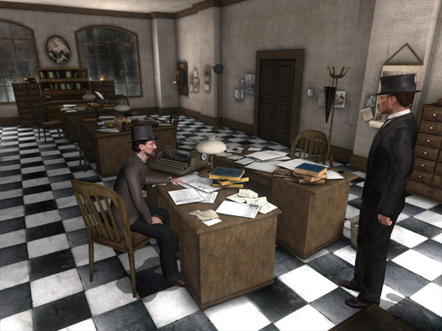 Sherlock Holmes contre Jack L'Eventreur image