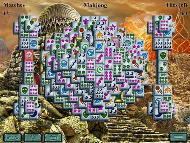 Image Space Mahjong
