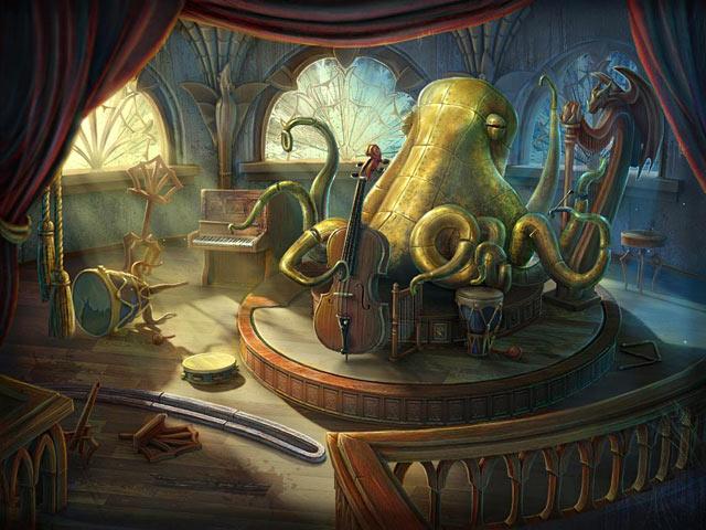 Spirits of Mystery: La Malédiction d'Ambre image