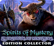 Spirits of Mystery: La Prophétie du Minotaure Edition Collector