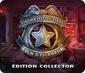 Strange Investigations: Film d'Horreur Édition Collector