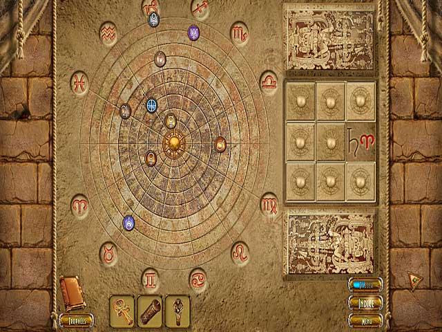 Temple of Life: La Légende des Quatre Eléments image