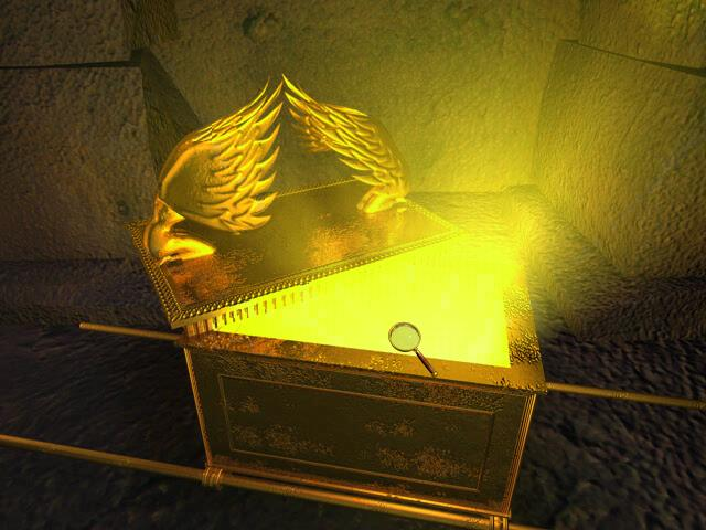 The Omega Stone: Riddle of the Sphinx II image