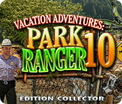 Vacation Adventures: Park Ranger 10 Édition Collector