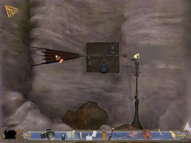 Voyage au Centre de la Terre Captures d'écran