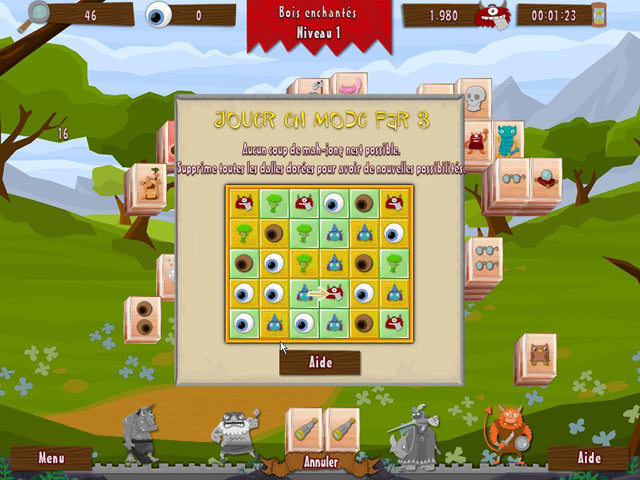 Wonderland Mahjong image