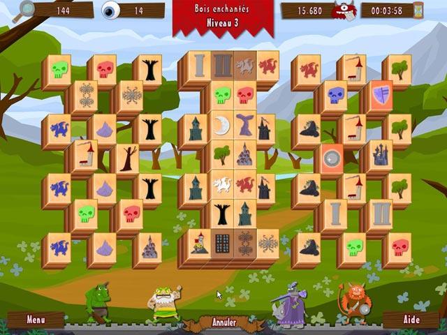 Wonderland Mahjong télécharger