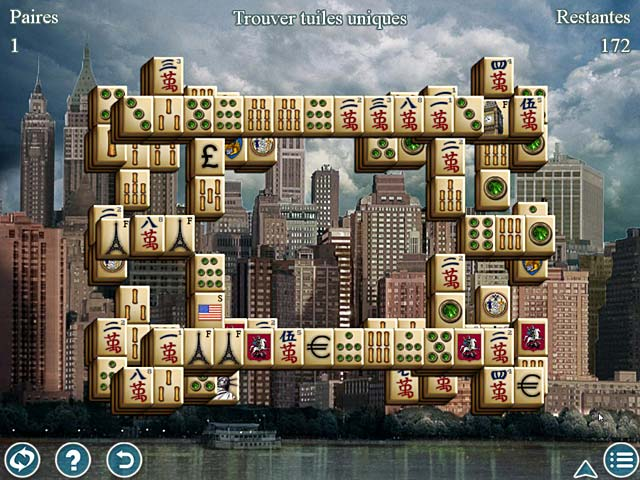 World's Greatest Cities Mahjong télécharger