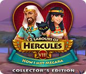Acquista on-line giochi per PC, scaricare : 12 Labours of Hercules VIII: How I Met Megara Collector's Edition