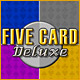 Acquista on-line giochi per PC, scaricare : Five Card Deluxe