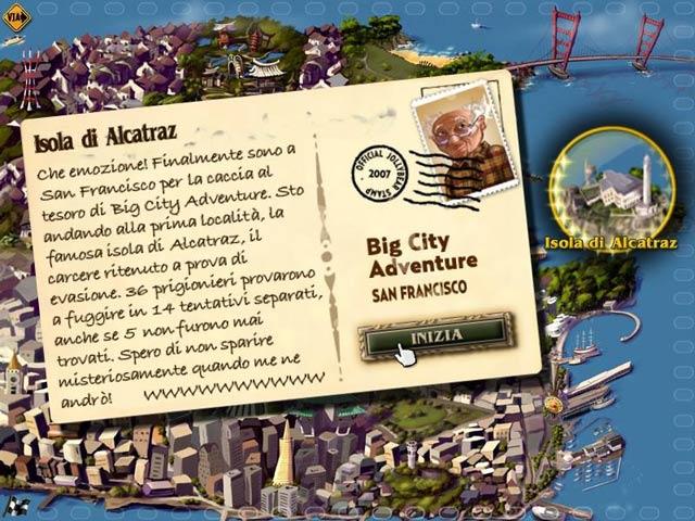 Big City Adventure - San Francisco img
