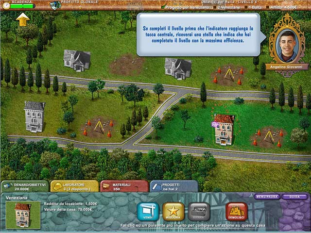 Build-a-lot 3: Passport to Europe img