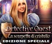Acquista on-line giochi per PC, scaricare : Detective Quest: La scarpetta di cristallo Edizione Speciale