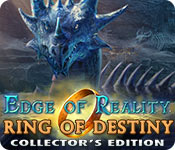 Acquista on-line giochi per PC, scaricare : Edge of Reality: Ring of Destiny Collector's Edition