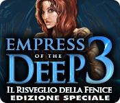 Acquista on-line giochi per PC, scaricare : Empress of the Deep: Il Risveglio della Fenice Edizione Speciale