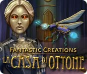 Acquista on-line giochi per PC, scaricare : Fantastic Creations: La casa di ottone