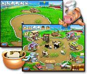 Acquista giochi per pc - Farm Frenzy Pizza Party